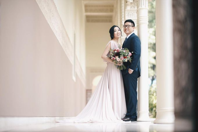 The Prewedding of Ms. Isadora by Tiffany's Flower Room - 004