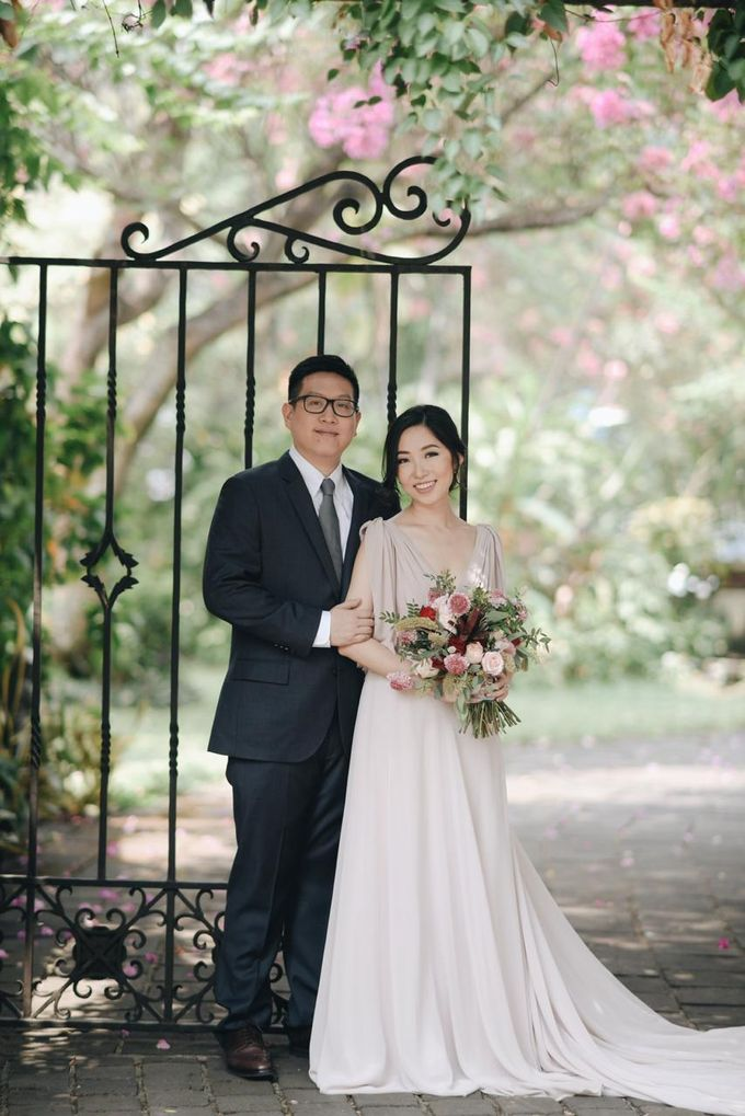 The Prewedding of Ms. Isadora by Tiffany's Flower Room - 002
