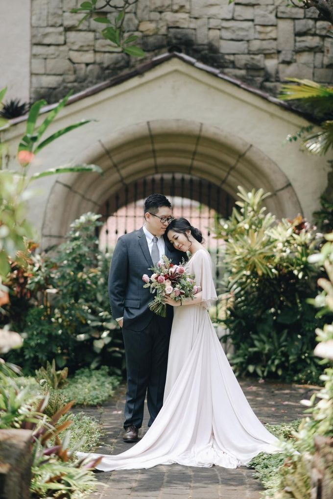 The Prewedding of Ms. Isadora by Tiffany's Flower Room - 006