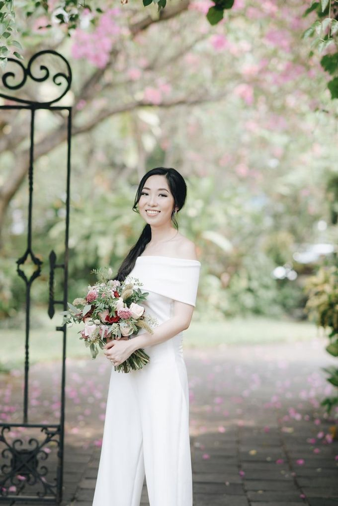 The Prewedding of Ms. Isadora by Tiffany's Flower Room - 001