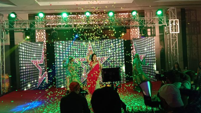 Sangeet ( Out Station ) by Sachin Chowdhury & Team - 012