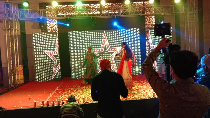 Sangeet ( Out Station ) by Sachin Chowdhury & Team - 006