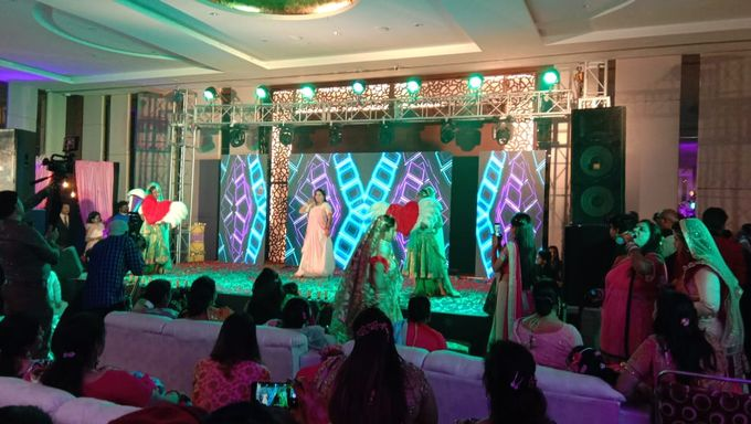 Sangeet ( Out Station ) by Sachin Chowdhury & Team - 011