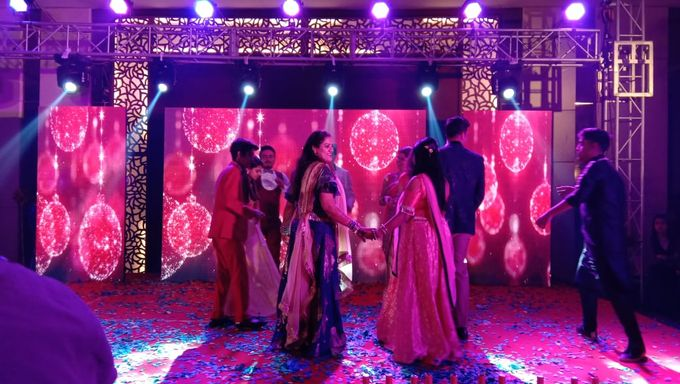 Sangeet ( Out Station ) by Sachin Chowdhury & Team - 002