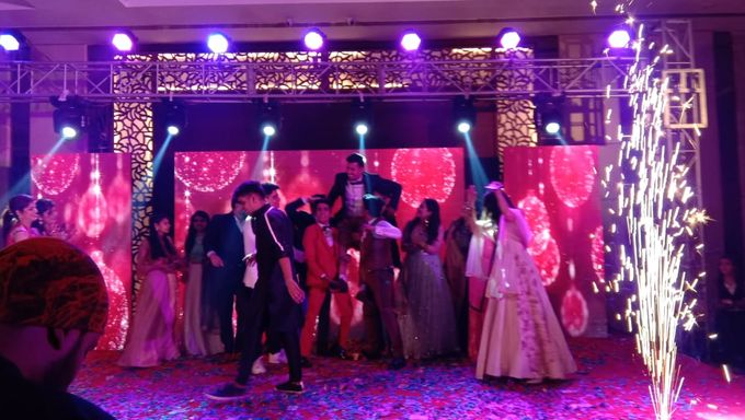 Sangeet ( Out Station ) by Sachin Chowdhury & Team - 005