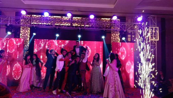 Sangeet ( Out Station ) by Sachin Chowdhury & Team - 008