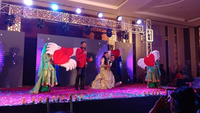 Sangeet ( Out Station ) by Sachin Chowdhury & Team - 016