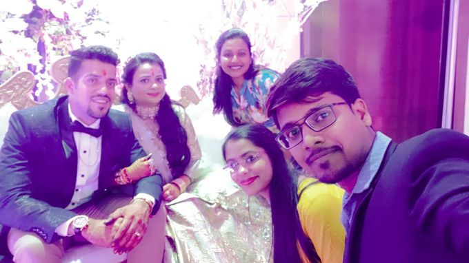 Sangeet ( Out Station ) by Sachin Chowdhury & Team - 003