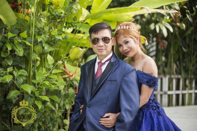 PREWEDDING by HOUSE OF LOUIS - 001