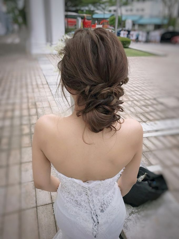 Hairdos by Shino Makeup & Hairstyling - 008