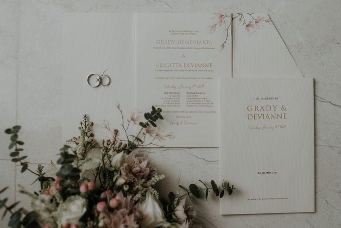 Wedding of Grady & Devianne by Prima Card - 001
