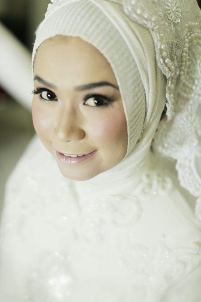 Wedding Dinda by Arum Ndalu Sanggar Rias Pengantin - 005