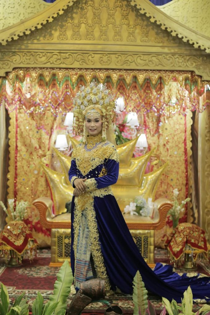 Wedding Dinda by Arum Ndalu Sanggar Rias Pengantin - 012