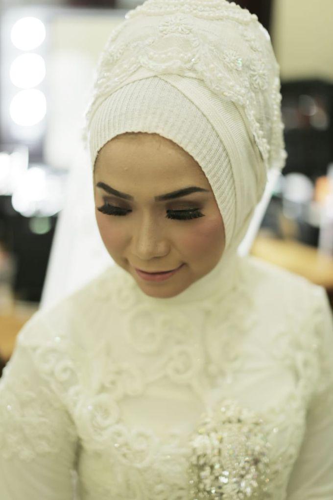 Wedding Dinda by Arum Ndalu Sanggar Rias Pengantin - 009