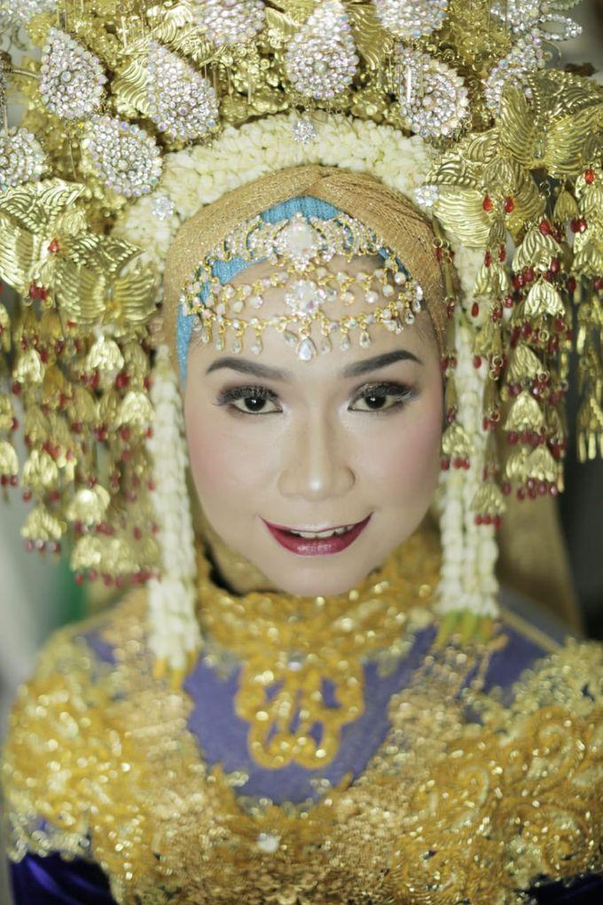 Wedding Dinda by Arum Ndalu Sanggar Rias Pengantin - 011
