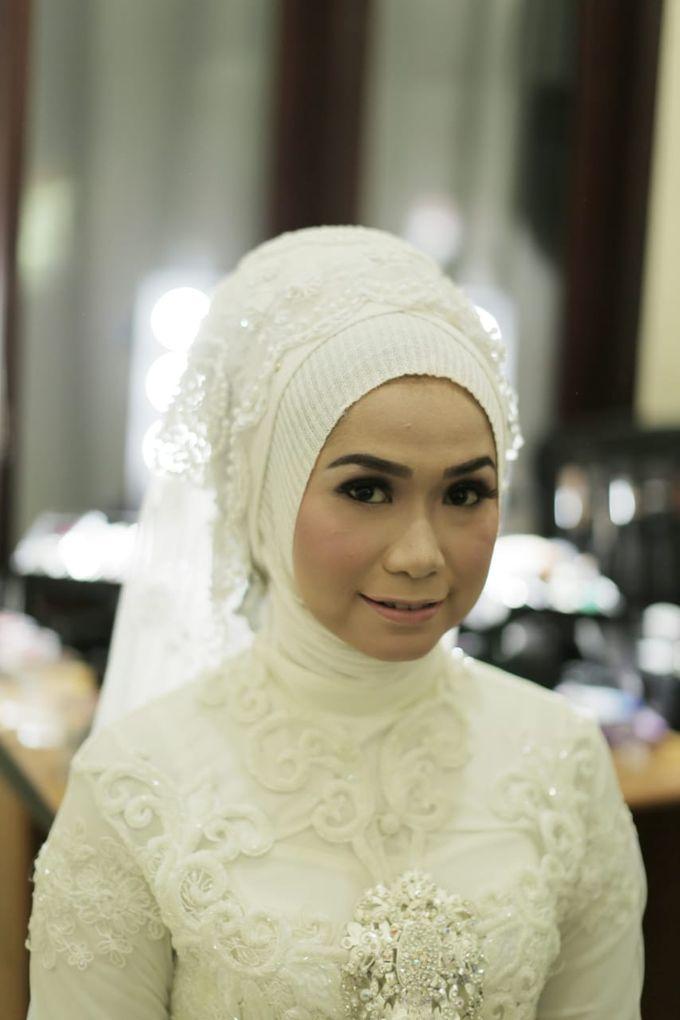 Wedding Dinda by Arum Ndalu Sanggar Rias Pengantin - 003