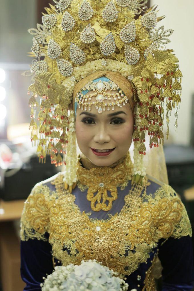 Wedding Dinda by Arum Ndalu Sanggar Rias Pengantin - 010