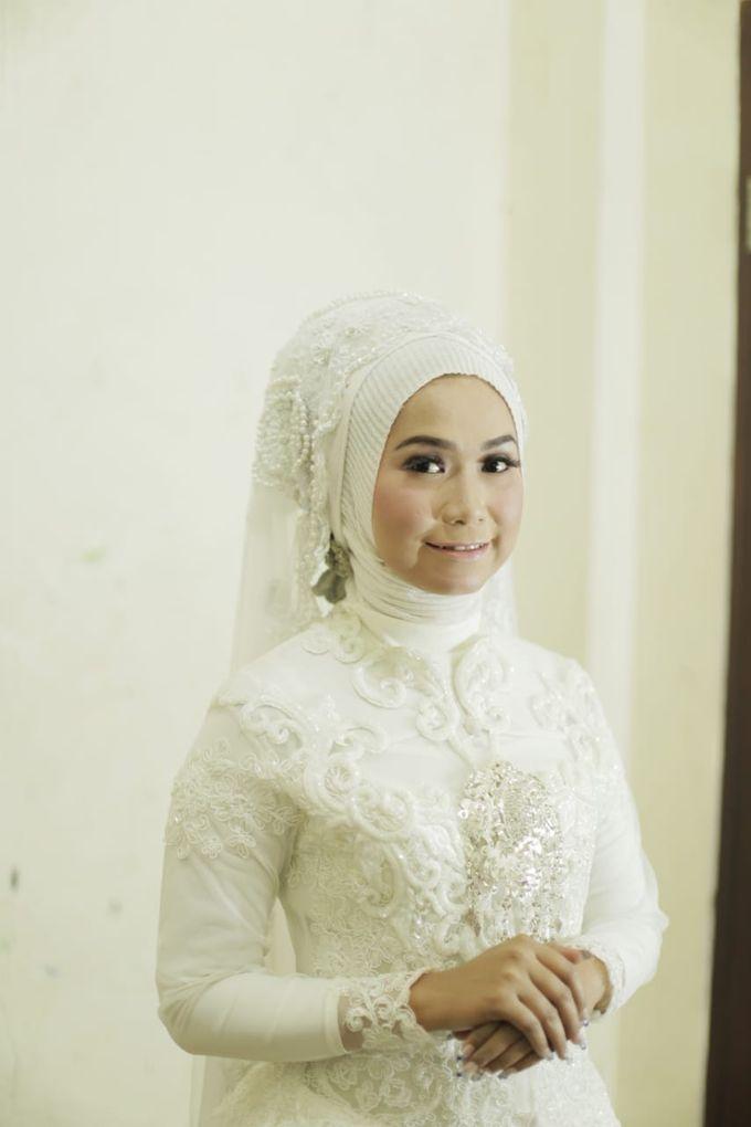 Wedding Dinda by Arum Ndalu Sanggar Rias Pengantin - 008