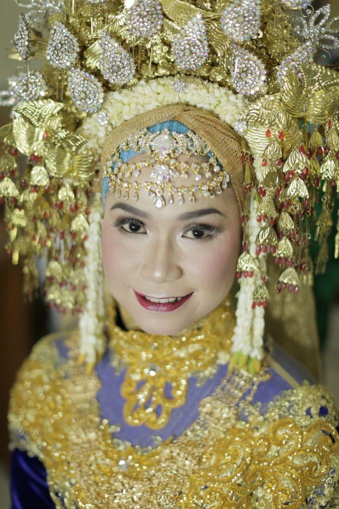 Wedding Dinda by Arum Ndalu Sanggar Rias Pengantin - 006