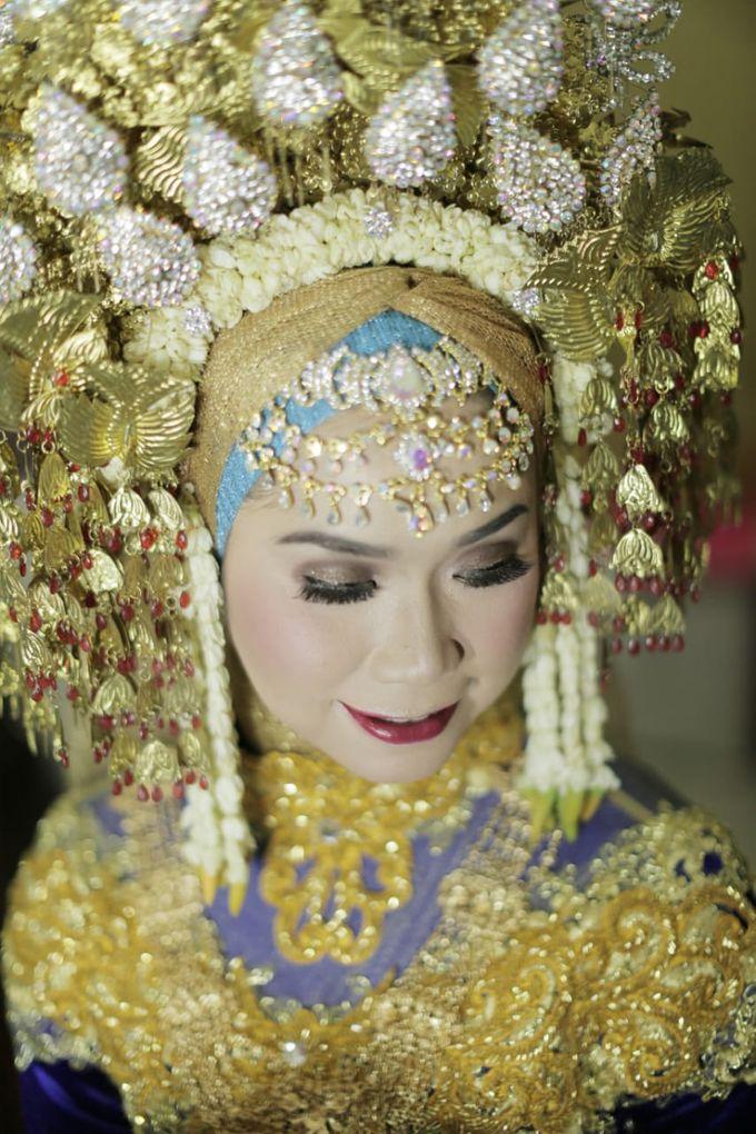 Wedding Dinda by Arum Ndalu Sanggar Rias Pengantin - 007
