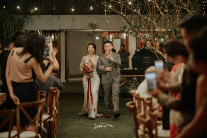 Aldy & Dea Wedding at Bandung by Catalina Flora - 002