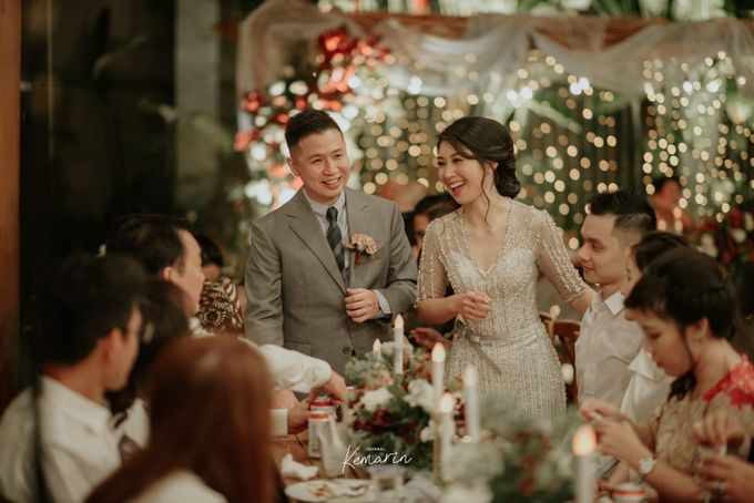 Aldy & Dea Wedding at Bandung by Catalina Flora - 007