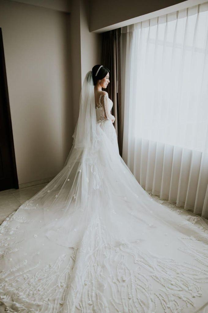 Brian & Annetta Wedding by Alethea Sposa - 007
