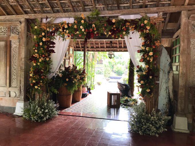 Wedding at Plataran Cilandak by Catalina Flora - 002