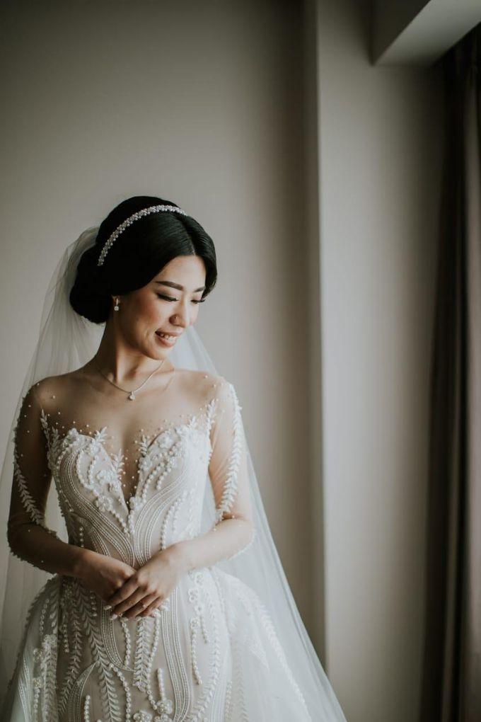 Brian & Annetta Wedding by Alethea Sposa - 009