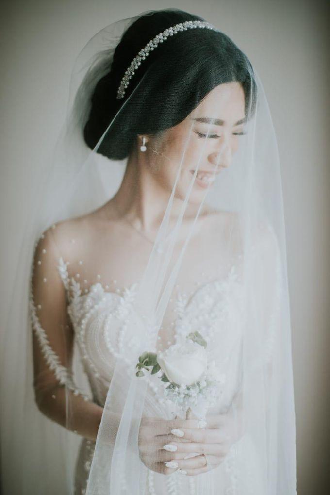 Brian & Annetta Wedding by Alethea Sposa - 002