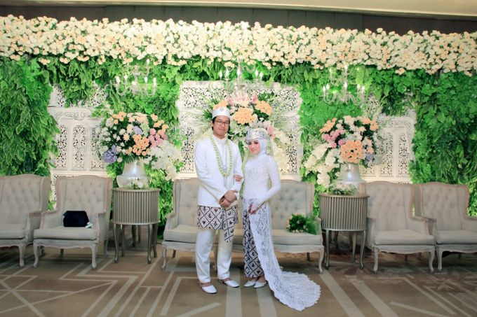 Ghina & Frisky Wedding 12 Jan 2019 by Sheraton Bandung Hotel & Towers - 005