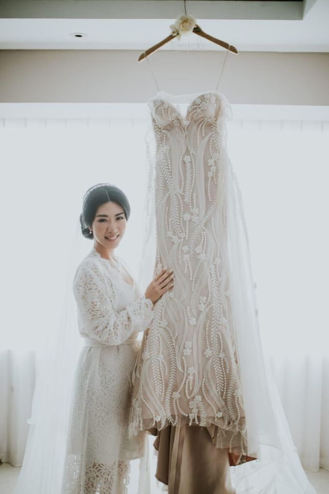 Brian & Annetta Wedding by Alethea Sposa - 008