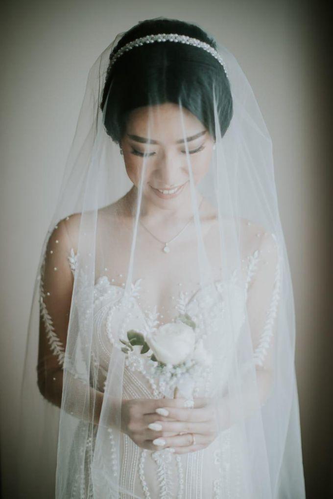 Brian & Annetta Wedding by Alethea Sposa - 003