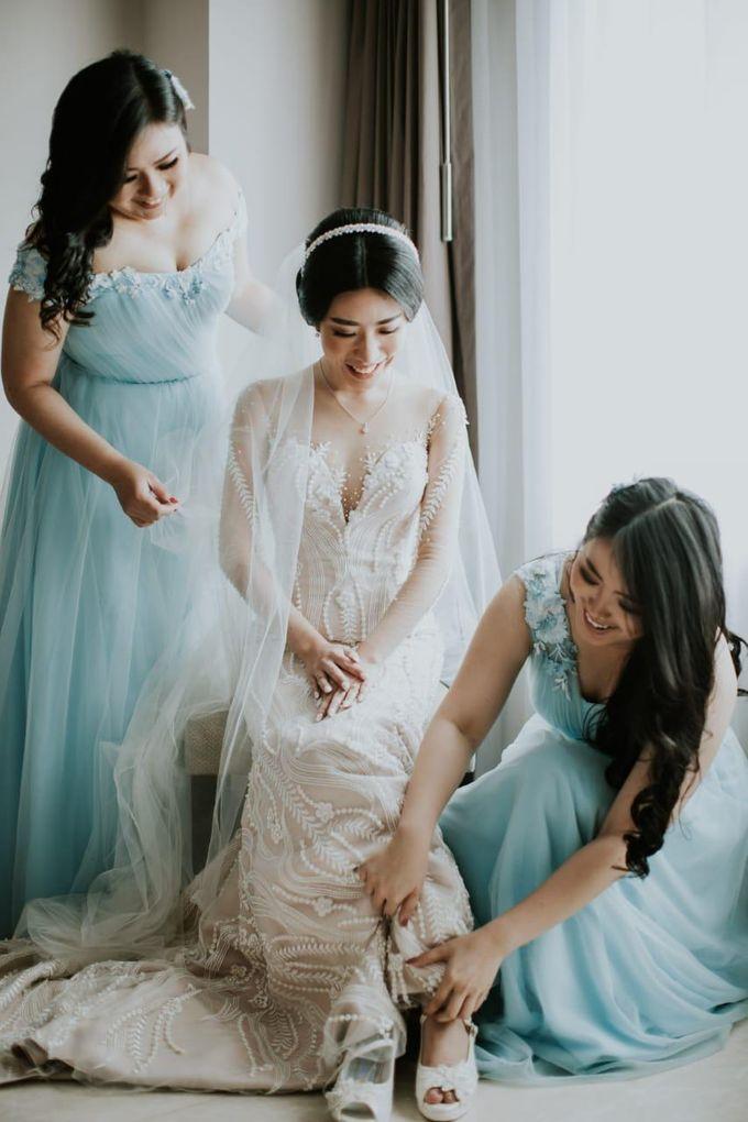 Brian & Annetta Wedding by Alethea Sposa - 016