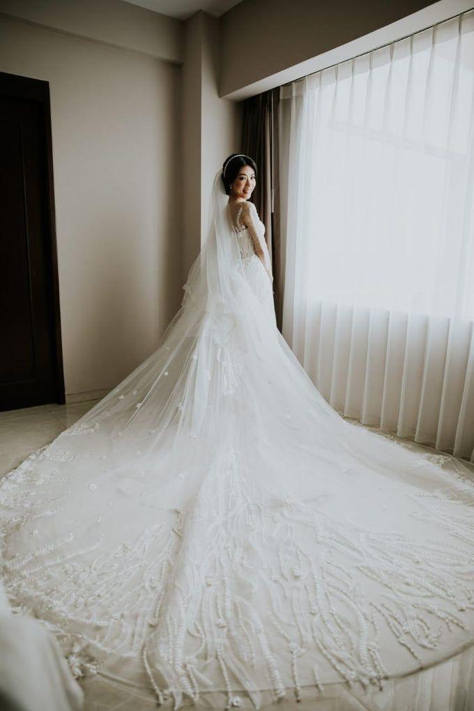 Brian & Annetta Wedding by Alethea Sposa - 005