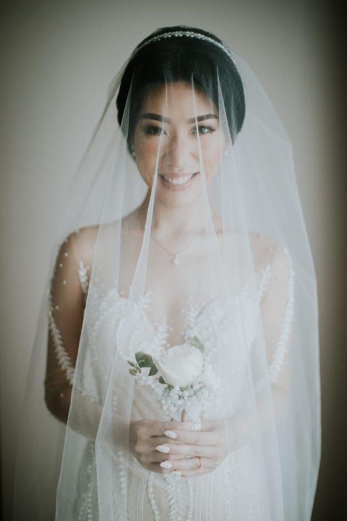 Brian & Annetta Wedding by Alethea Sposa - 011