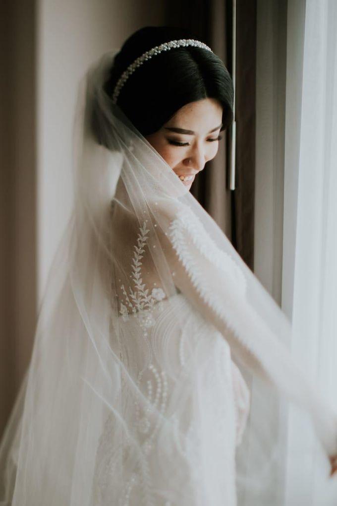 Brian & Annetta Wedding by Alethea Sposa - 004