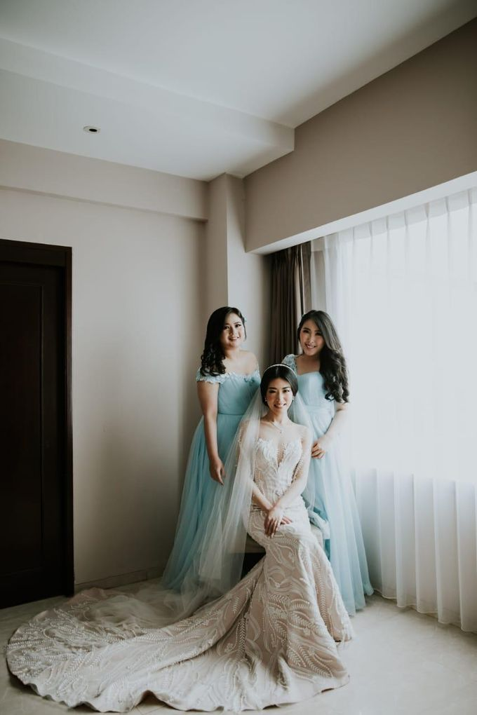 Brian & Annetta Wedding by Alethea Sposa - 019