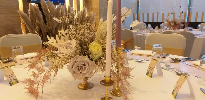 Mario & Amanda Wedding at Doubletree by Hilton by Catalina Flora - 011