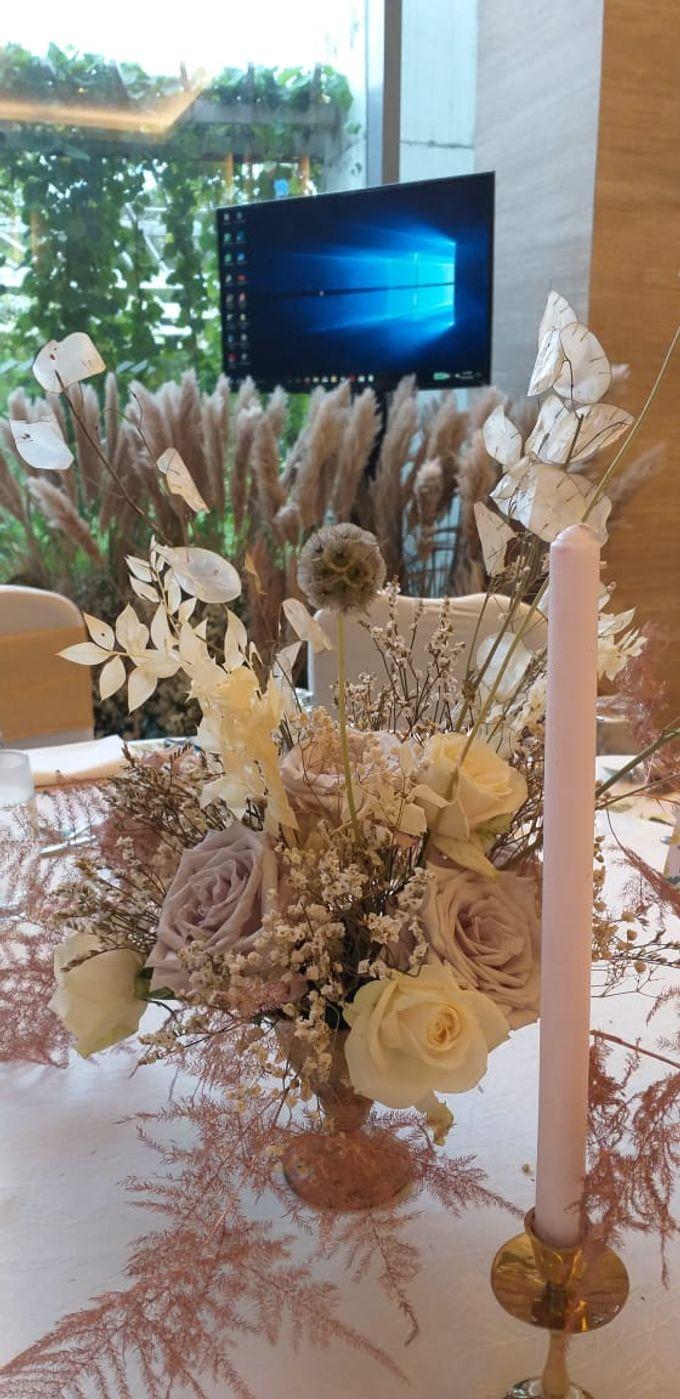 Mario & Amanda Wedding at Doubletree by Hilton by Catalina Flora - 012