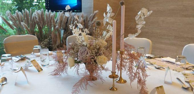 Mario & Amanda Wedding at Doubletree by Hilton by Catalina Flora - 007