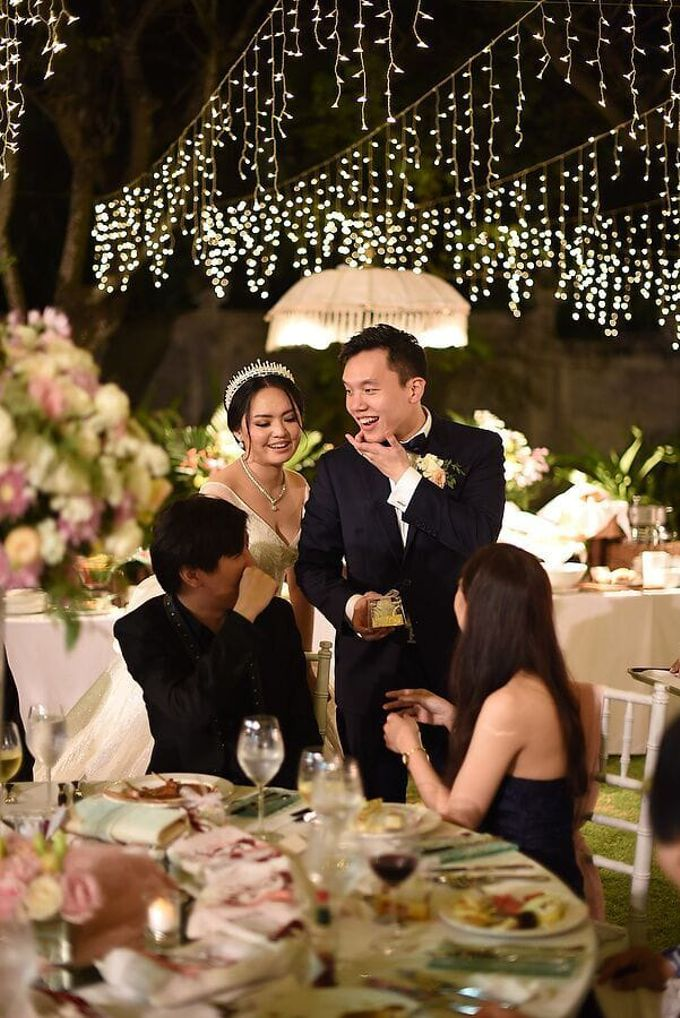 Ivan & Fiona Wedding at Nusa Dua Bali by Catalina Flora - 011
