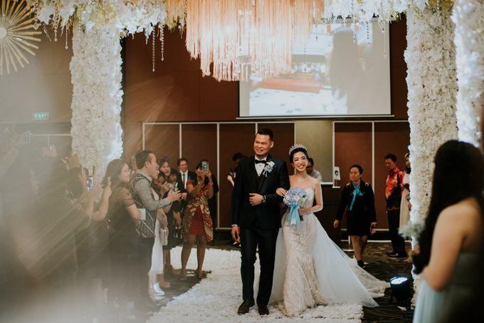 Brian & Annetta Wedding by Alethea Sposa - 037