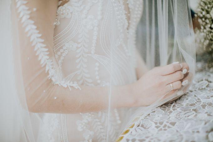 Brian & Annetta Wedding by Alethea Sposa - 027