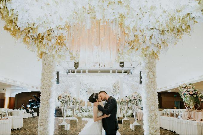 Brian & Annetta Wedding by Alethea Sposa - 034