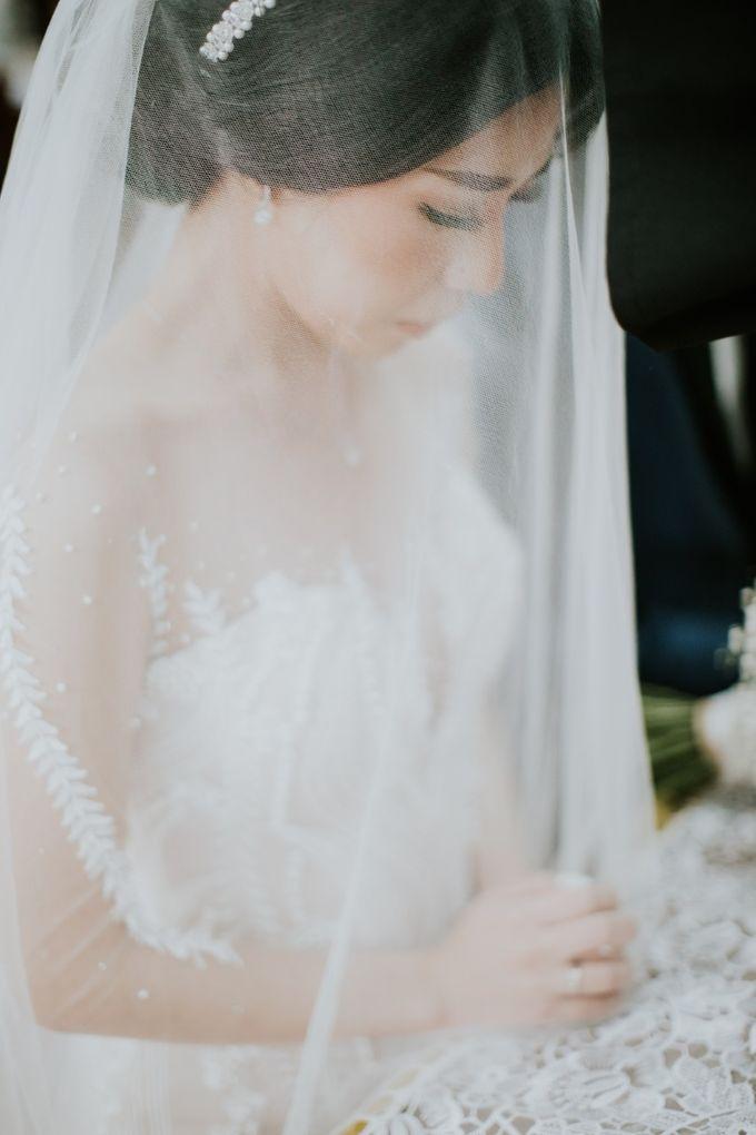 Brian & Annetta Wedding by Alethea Sposa - 028