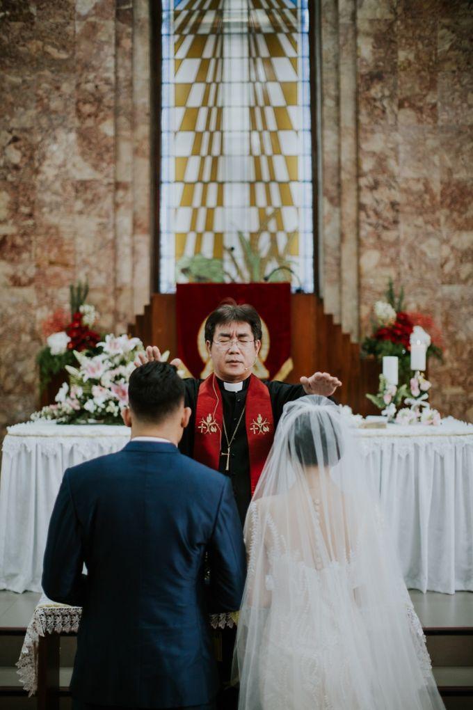 Brian & Annetta Wedding by Alethea Sposa - 022