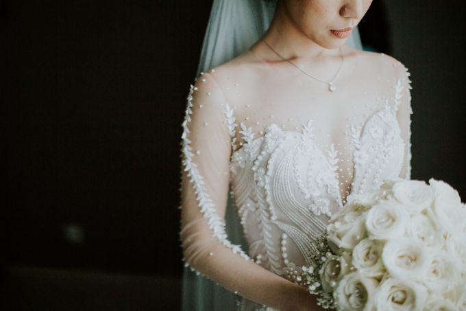 Brian & Annetta Wedding by Alethea Sposa - 030