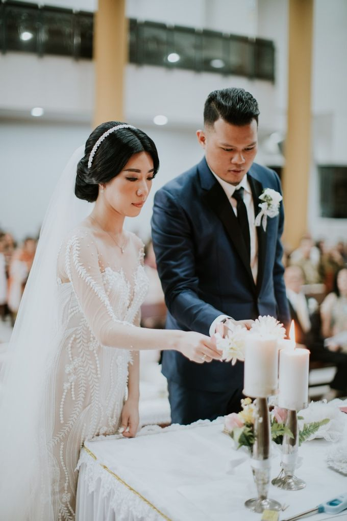 Brian & Annetta Wedding by Alethea Sposa - 031