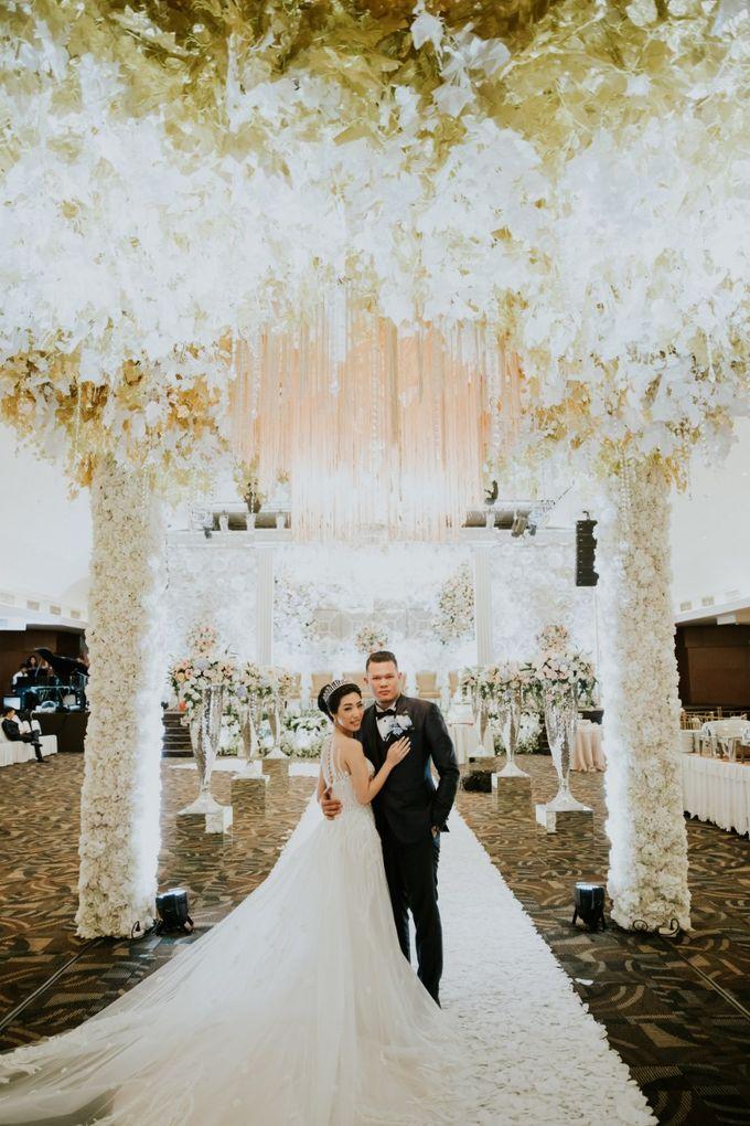 Brian & Annetta Wedding by Alethea Sposa - 036